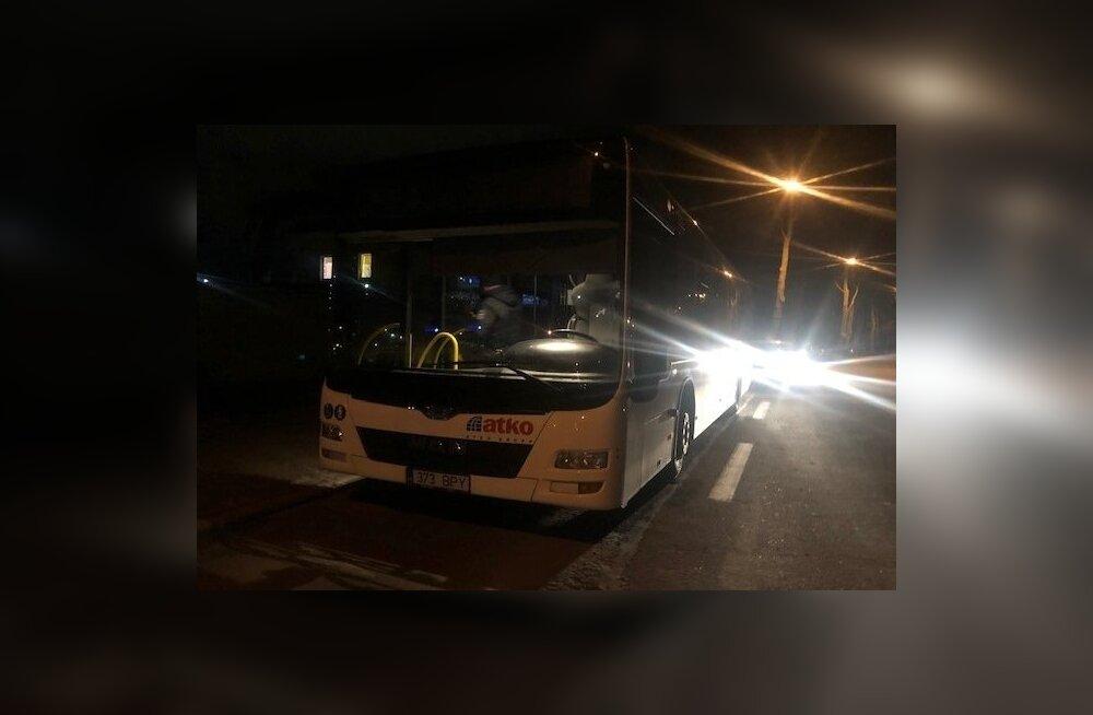 Narva elanikud teatasid politseile joobes juhist