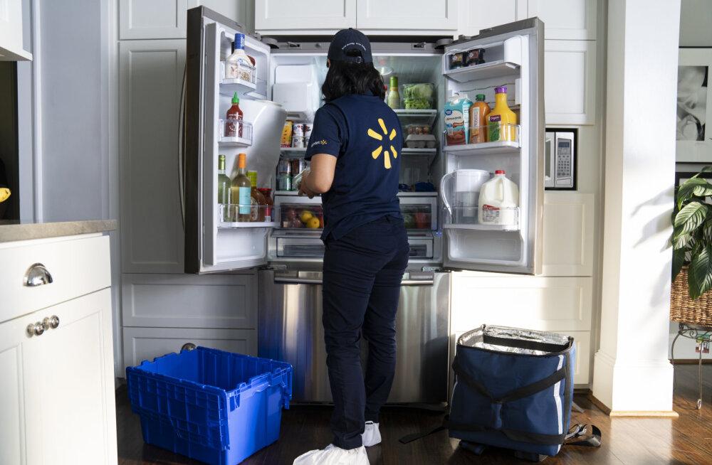 USA-s saab sügisest toidukaubad otse külmkappi tellida