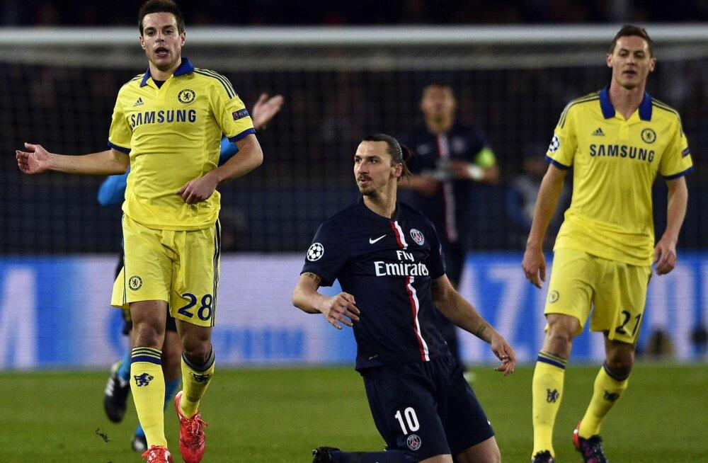 Ibrahimovic ja Chelsea