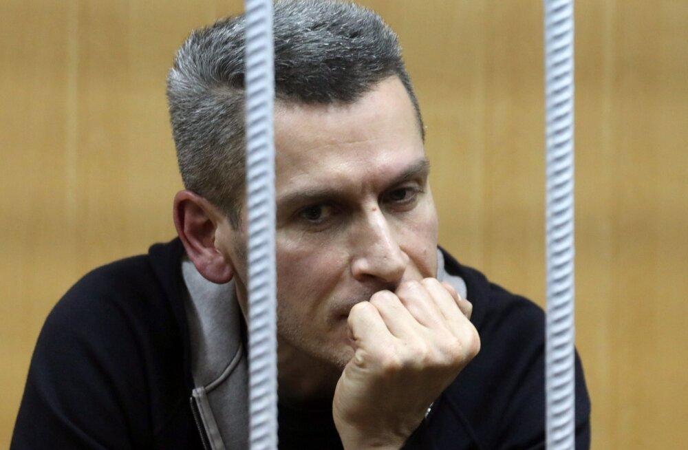 Venemaa miljardär Zijavudin Magomedov.