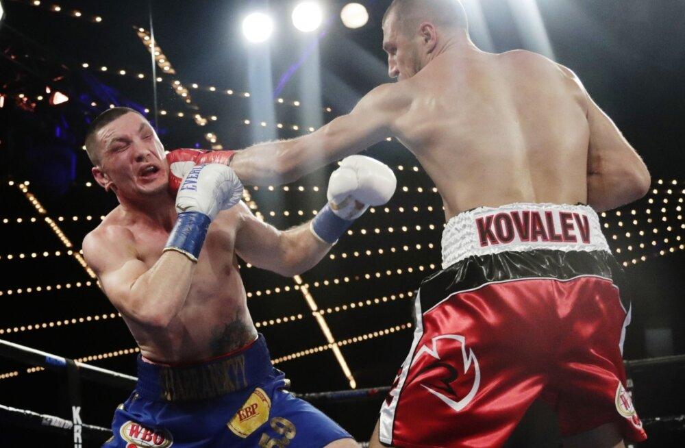 Kovalev vs Shabranski