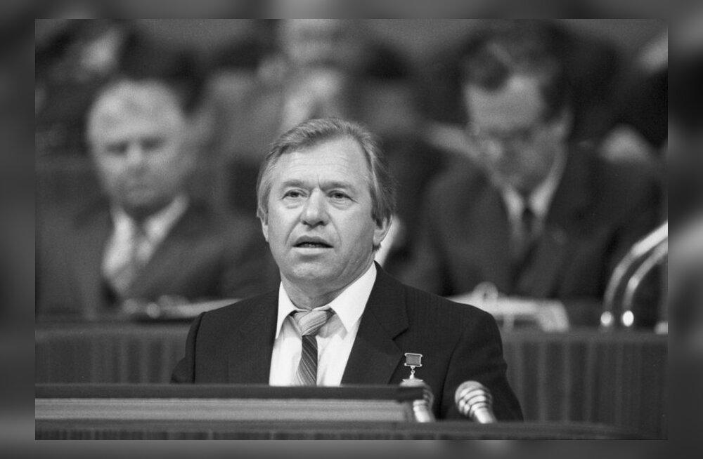 Suri 1991. aasta augustiputšist Vassili Starodubtsev