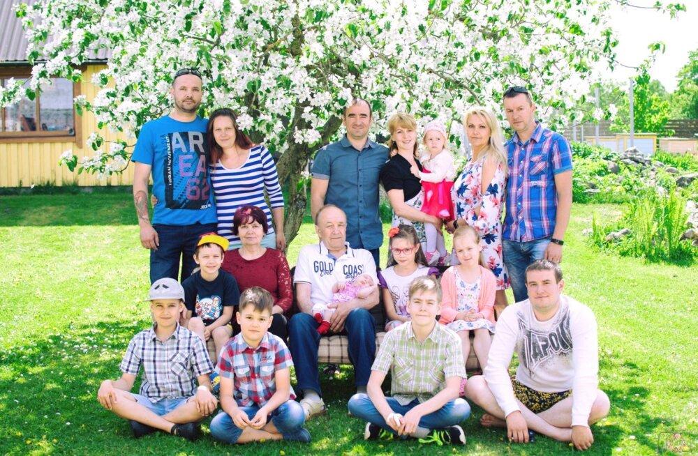 Aitame koos! Nelja lapse isa ja kaheksa lapselapse vanaisa Kuzma vajab abi võitluses neeruvähiga