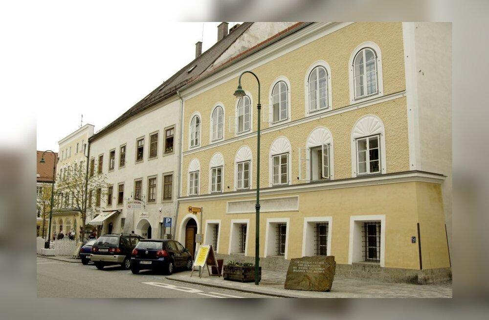 В Австрии решено снести дом, где родился Адольф Гитлер