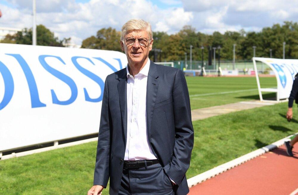 Arsene Wenger tegi üllatava avalduse MM-i osas ja kritiseeris Rahvuste Liigat