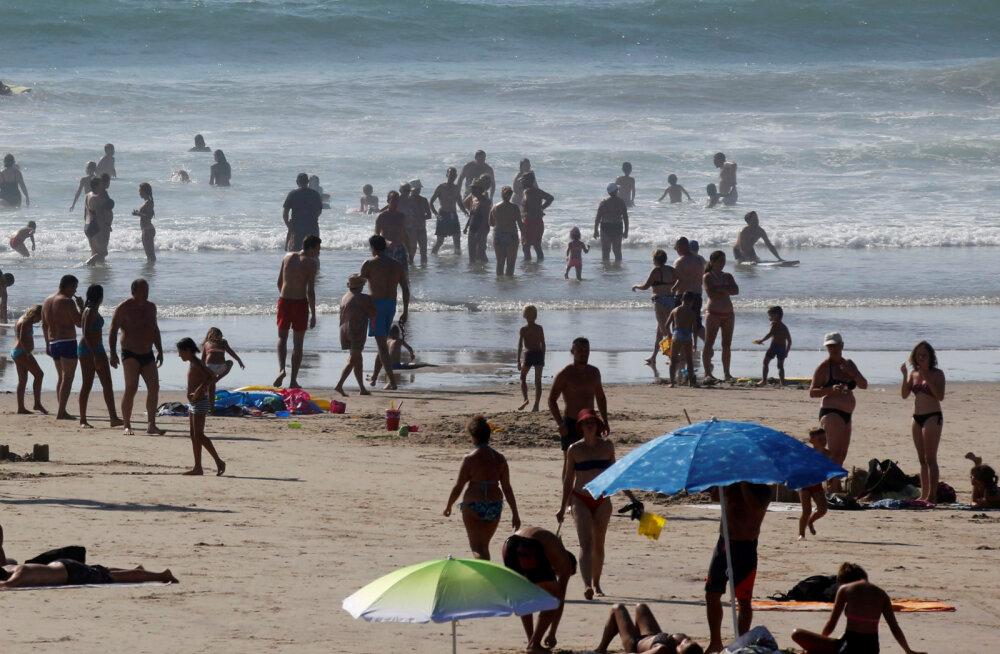 Eelmine aasta oli mõõdetud keskmise ookeanitemperatuuri poolest rekordiline