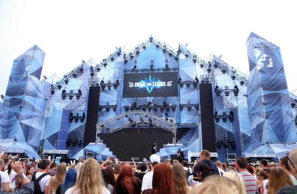 Weekend Festival Baltic kolmas päev
