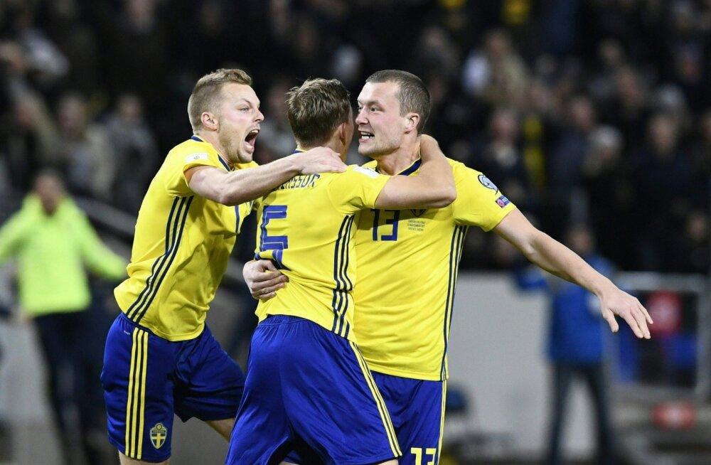 VIDEO | Rootsi alistas koduplatsil Itaalia ning astus MM-finaalturniiri lävepakule