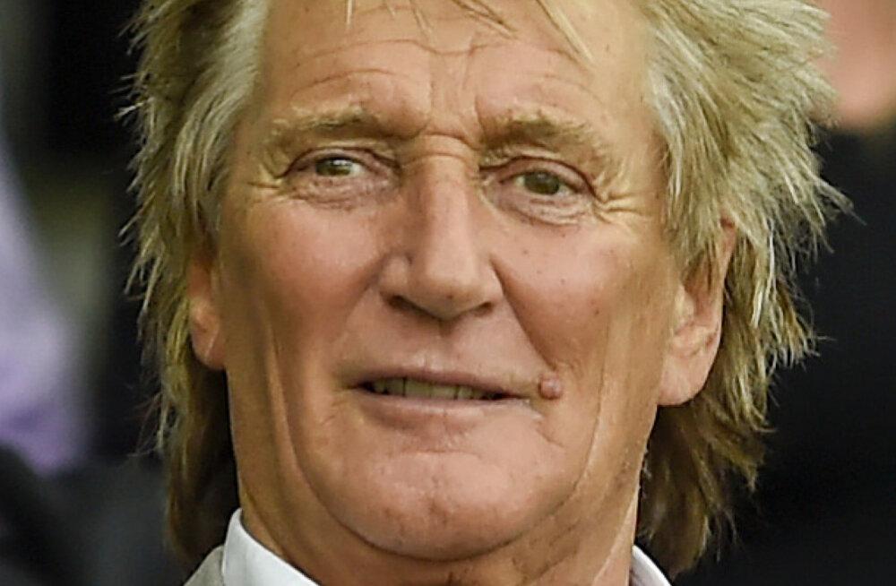 Rod Stewart virutas turvamehele obaduse ja peab nüüd kohtus aru andma