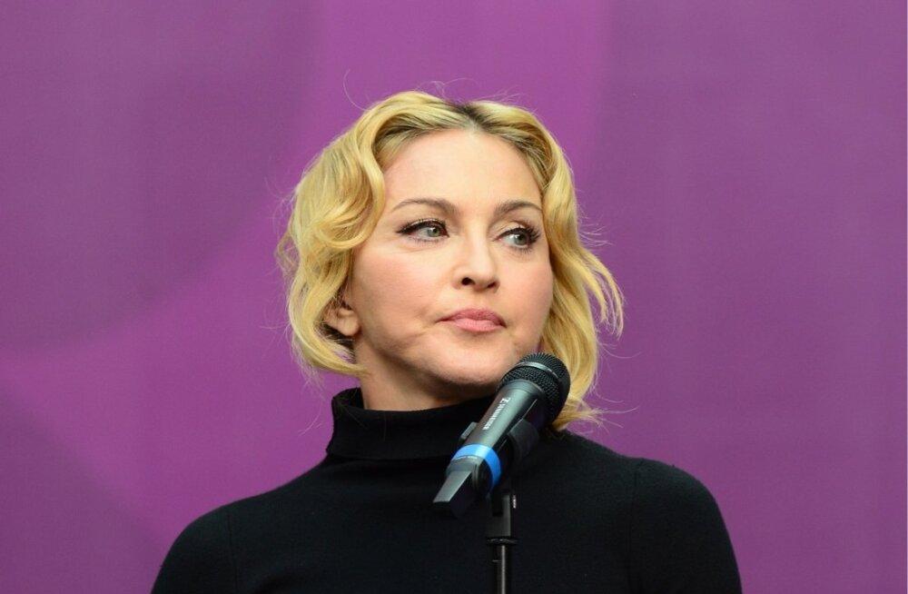Мадонна рассказала об изнасиловании