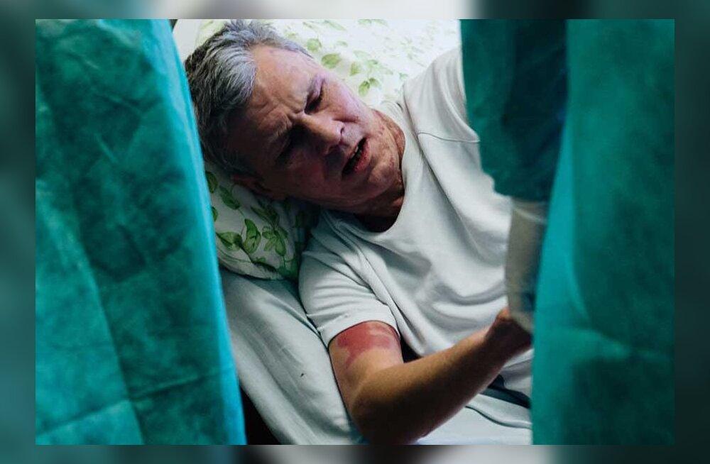 Шок: мужчина остался на всю жизнь инвалидом из-за халатности работодателя и заказчика