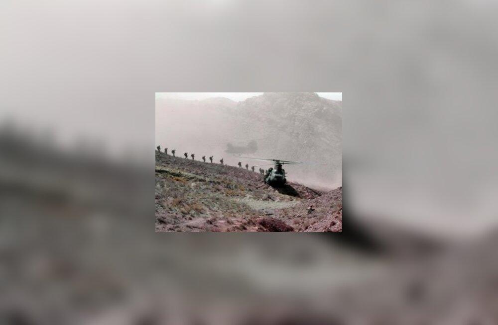 Kanada sõdurid Afganistanis