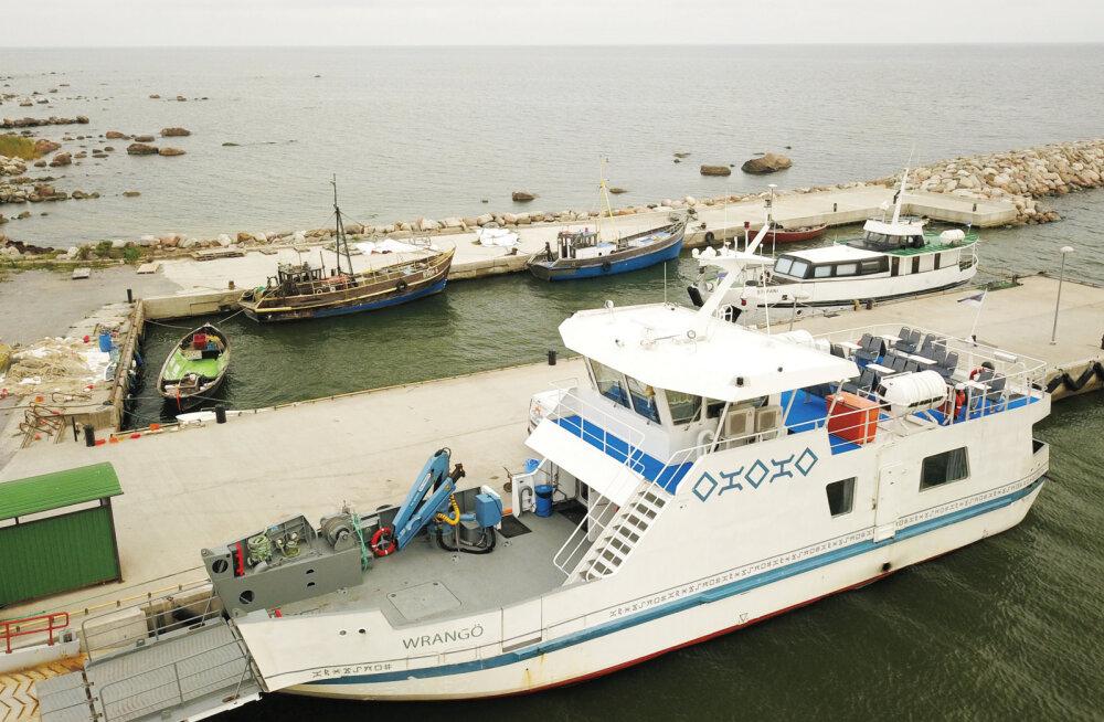 MEIE MAA | Endine praamiparun alustab uue firmaga laevandusäris