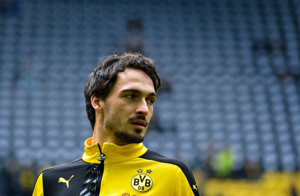 Mats Hummels, Borussia