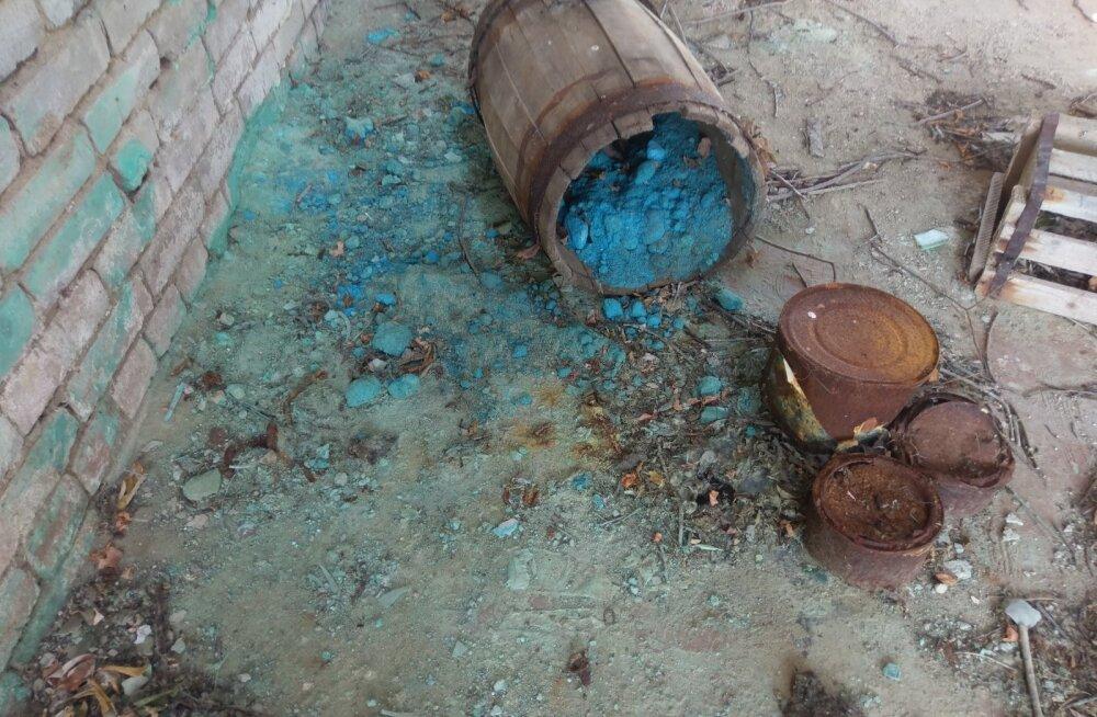 MEIE MAA | Kaubi külas mängivad lapsed varisemisohtlikus hoones