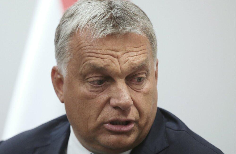Ungari peaminister Orbán: me ei muuda EL-i kohtu otsusest hoolimata oma seisukohta sisserände asjus