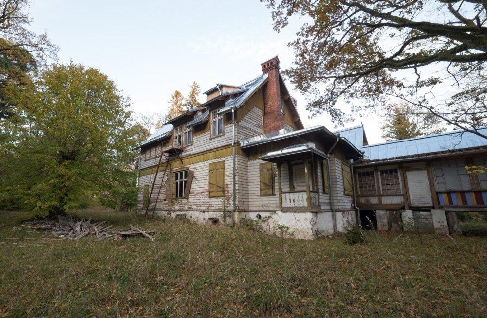 Наличие нормальной резиденции могло бы предотвратить неразбериху с Эрма