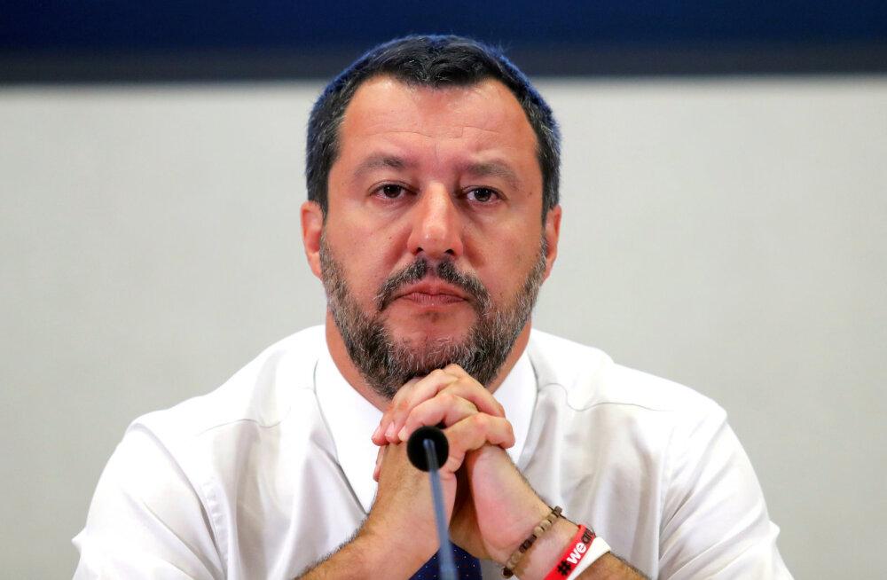 Вице-премьер Италии считает Путина великим президентом