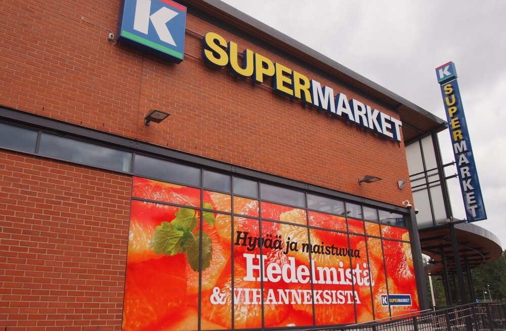 K-Supermarket Haagas