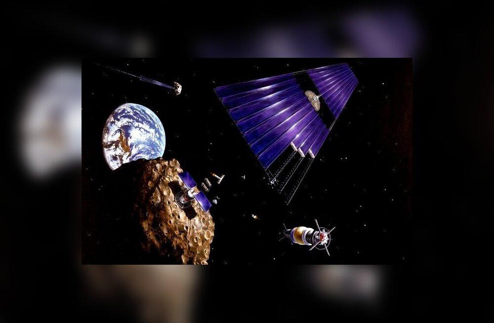 ESTCube-2 blogi: Tegevusel on selgelt ka mõte ehk miks me asteroide uurime?