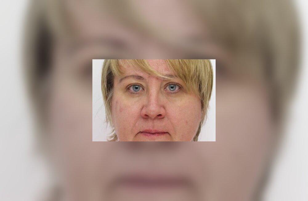 Jõhvi politsei otsib 52-aastast Irinat
