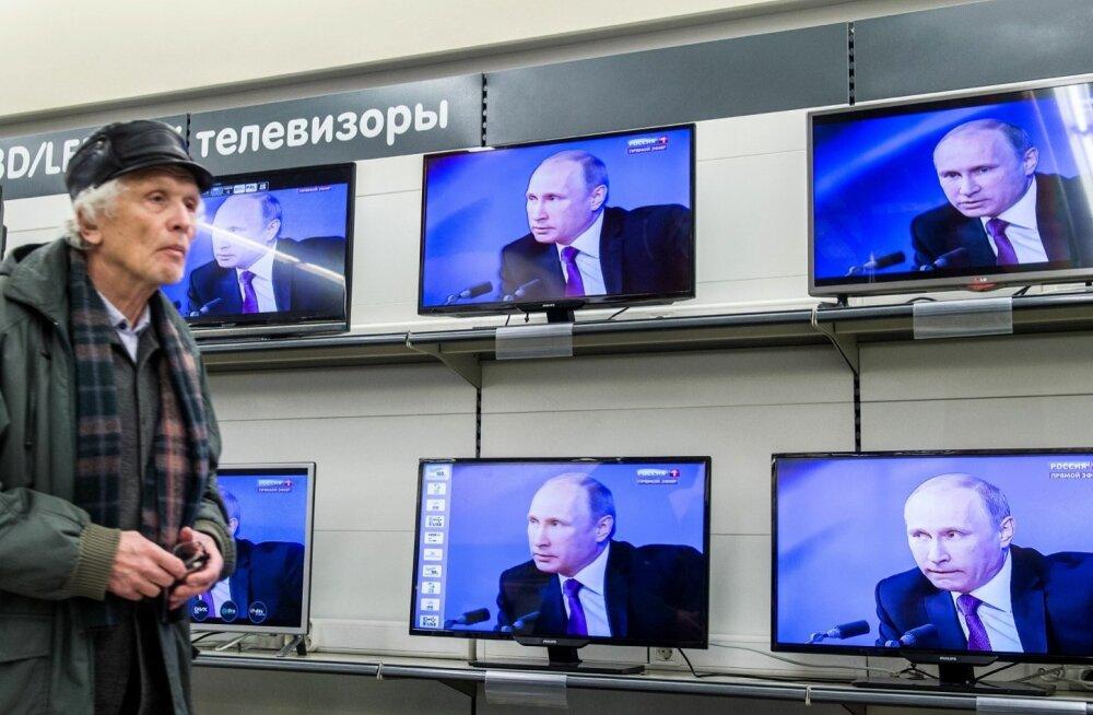Leedu peatab Vene telekanali RTR-Planeta edastamise