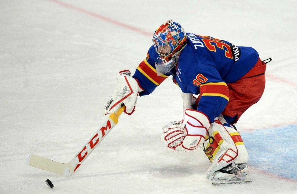 KHL Jokerit vs SKA