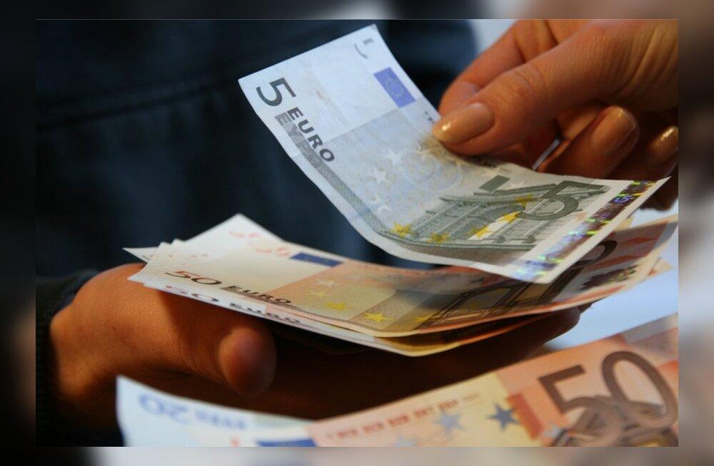 Palgauuring: kõrgepalgaliste töötasu tõusis kolm korda rohkem kui madalama palga saajatel