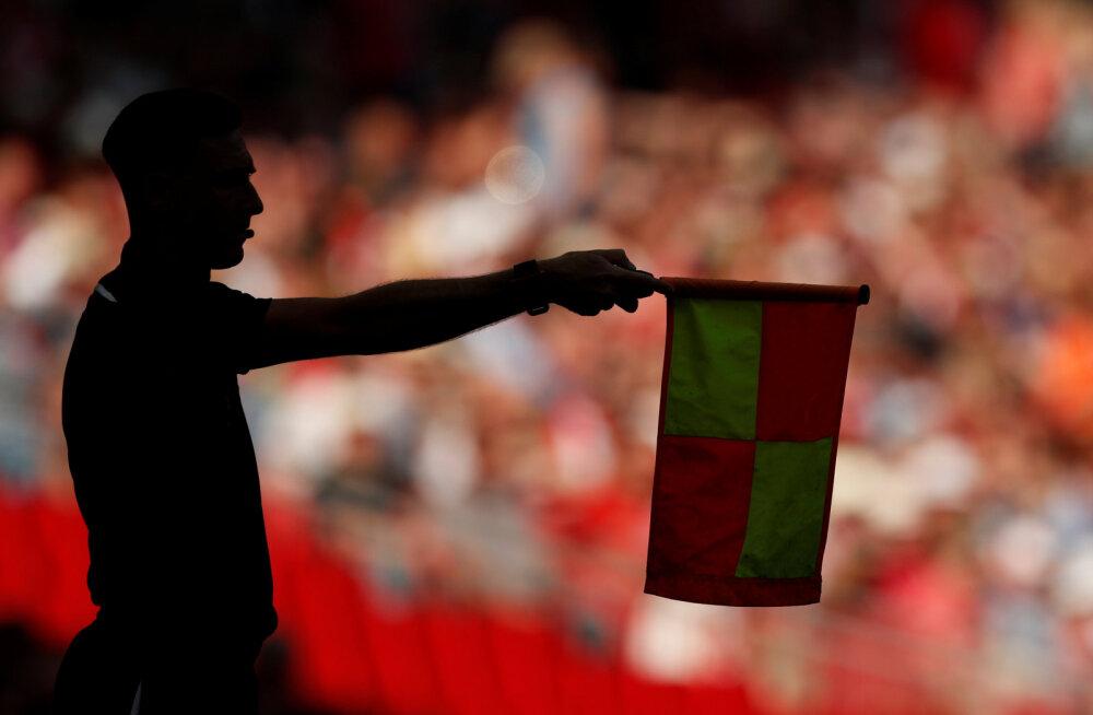 FIFA juhised MM-il tegutsevatele abikohtunikele: ärge tõstke lippu!
