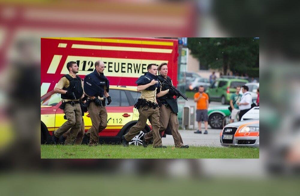 ФОТО и ВИДЕО: В торговом центре в Мюнхене произошла стрельба: минимум 8 погибших