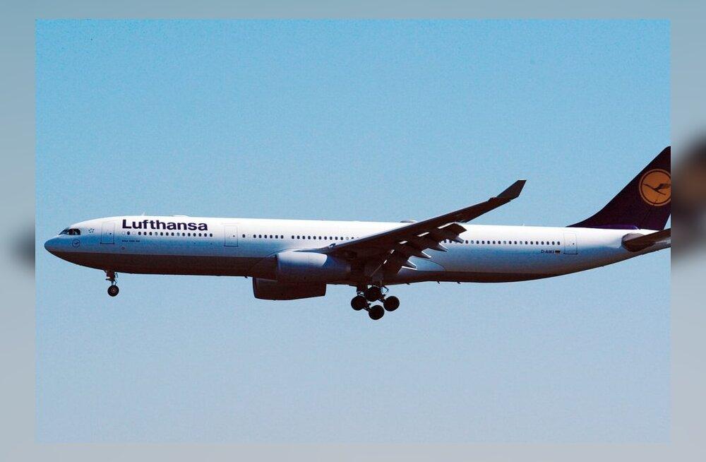 Lufthansa c марта удвоит число полетов на линии Таллинн-Мюнхен