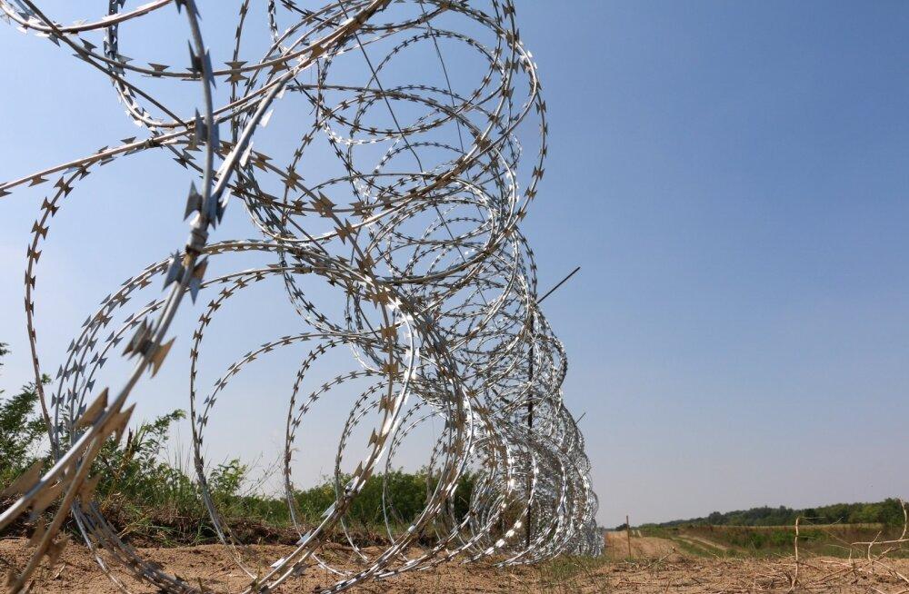 Ungari ehitab piirile Serbiaga aia migrantide eemal hoidmiseks