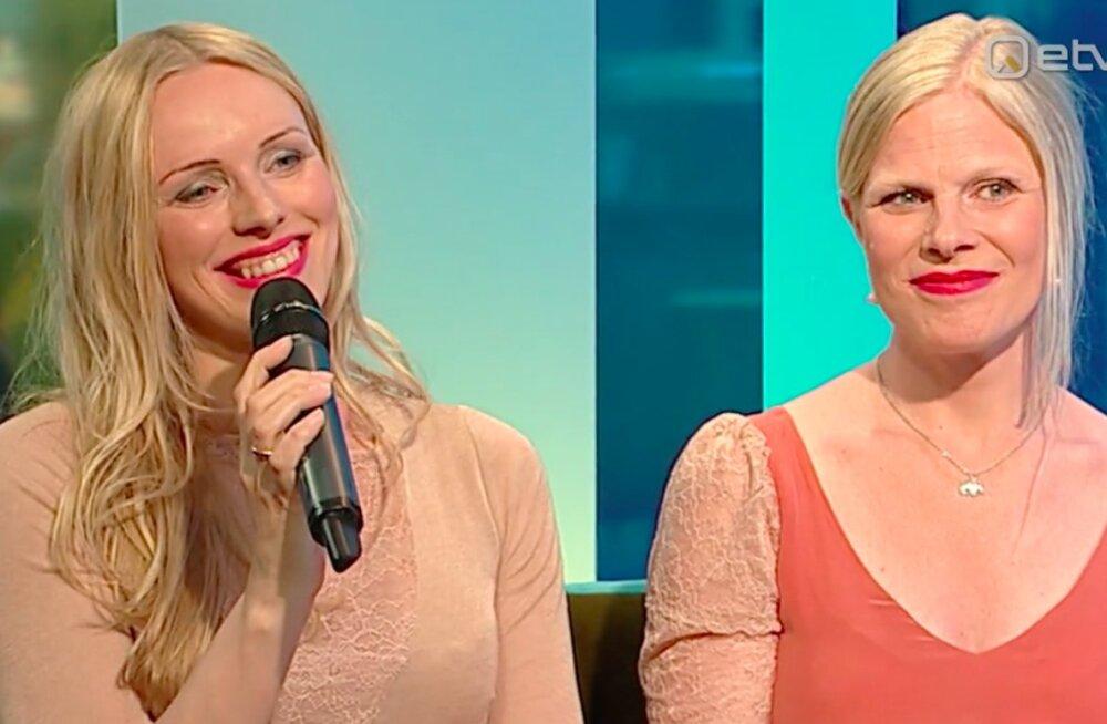 Ühel sünnib augustis, teisel septembris! Kristiina Ehin ja Sofia Joons lähevad lapseootusest hoolimata tuurile: see on normaalne osa naise elust