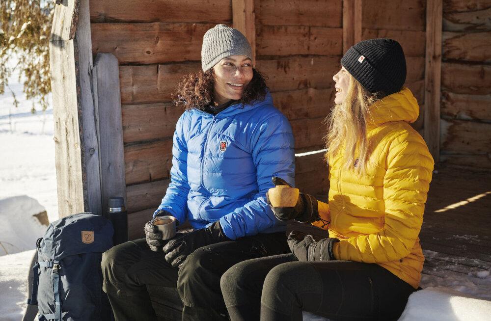 Почему при минусовой температуре лучше носить пуховик и как за ним правильно ухаживать? Объясняют эксперты