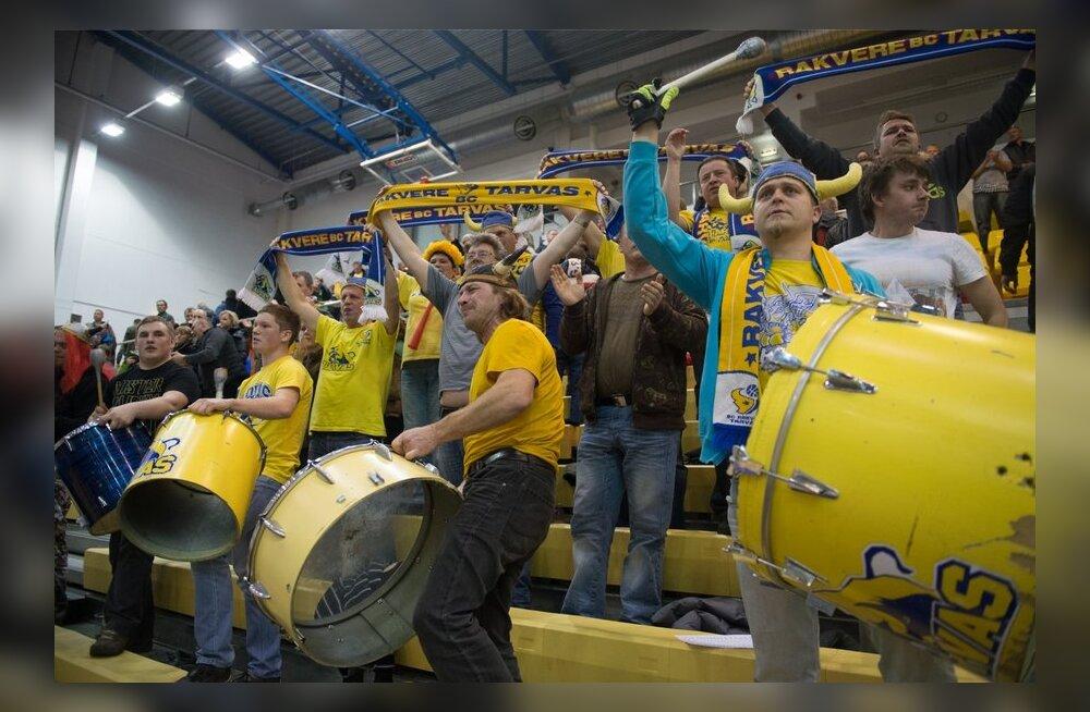 Rakvere Tarvas vs Antwerpen Giants
