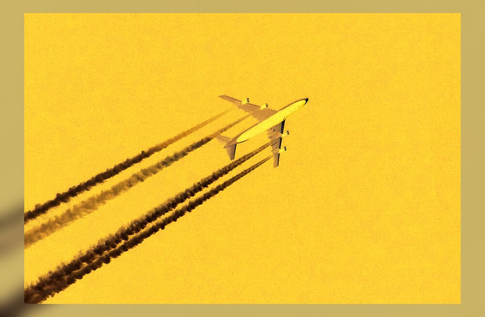Lennukid külvavad keemiapilvi– kas paanika või päris elu?