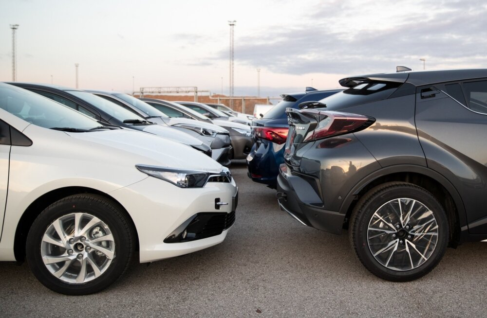 84901cf469f TOP 10 | Uute sõiduautode müük tegi hüppelise kasvu. Vaata, millised ...