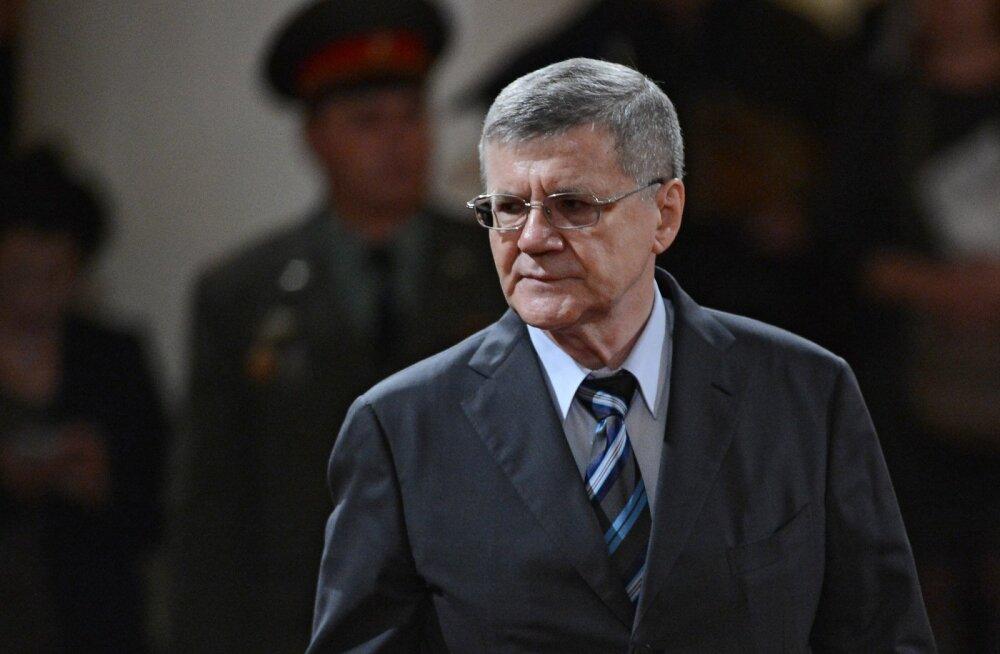 Venemaa peaprokurör nimetas korruptsioonivastase fondi temavastaseid süüdistusi tellimuseks