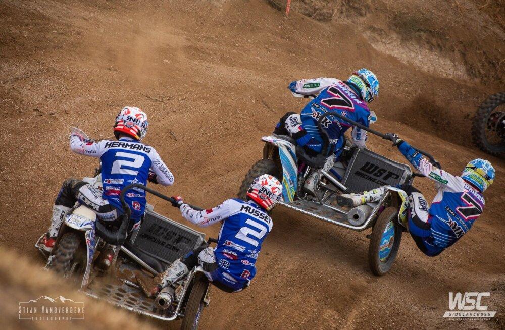Ebaõnne kogenud Varik ja Daiders said Prantsusmaa MM-etapil 11. koha