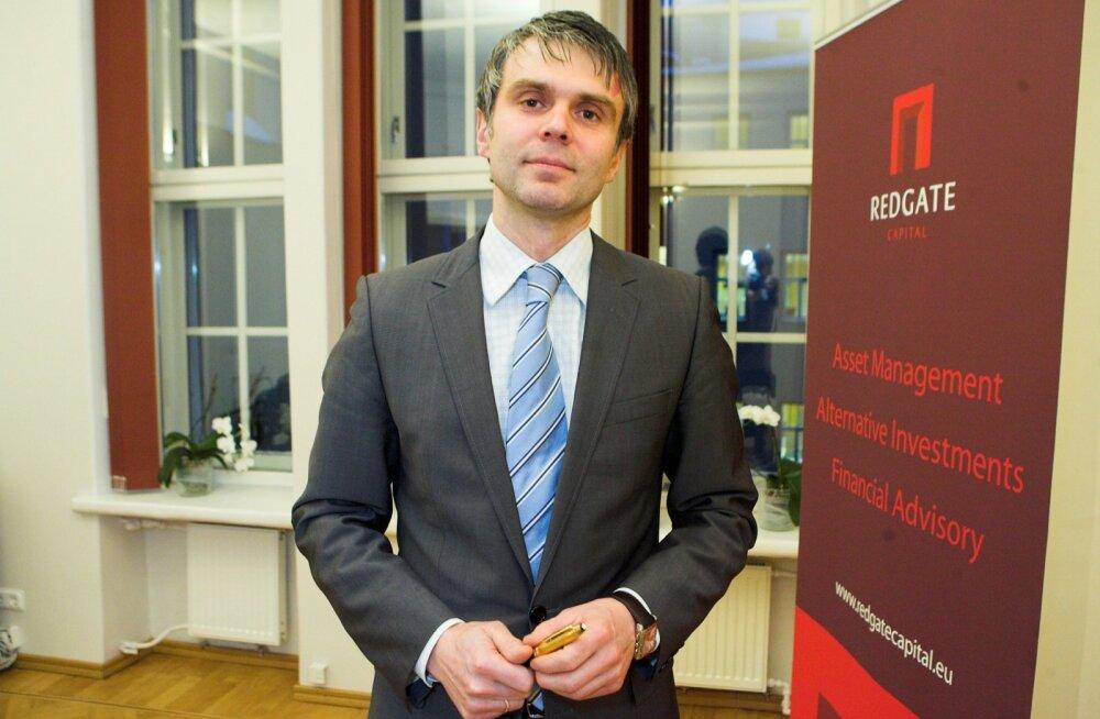Eesti juhtivamaid finantsnõustamise ja investeerimisettevõtteid lüüakse kaheks