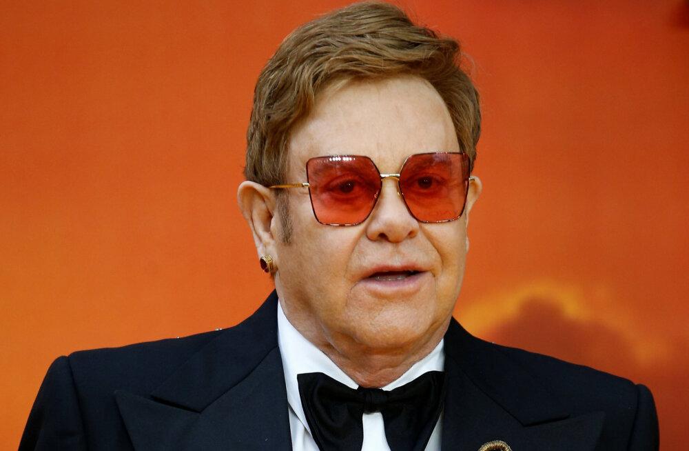 Elton John oli vaid tundide kaugusel siit ilmast lahkumisele: seisund oli nii tõsine, et haiglal polnud vajalikku varustust!
