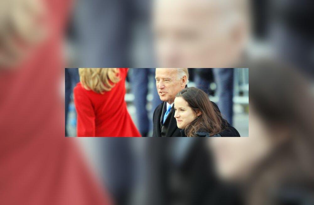 Skandaal: USA asepresidendi tütar kokaiinivideos?