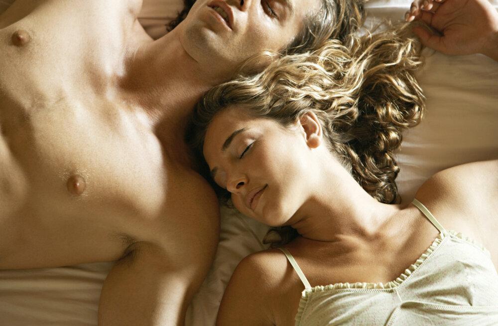 Püha Seks: kehaline orgasm muutub sügavalt sisemiselt tajutavaks naudingute assortiiks