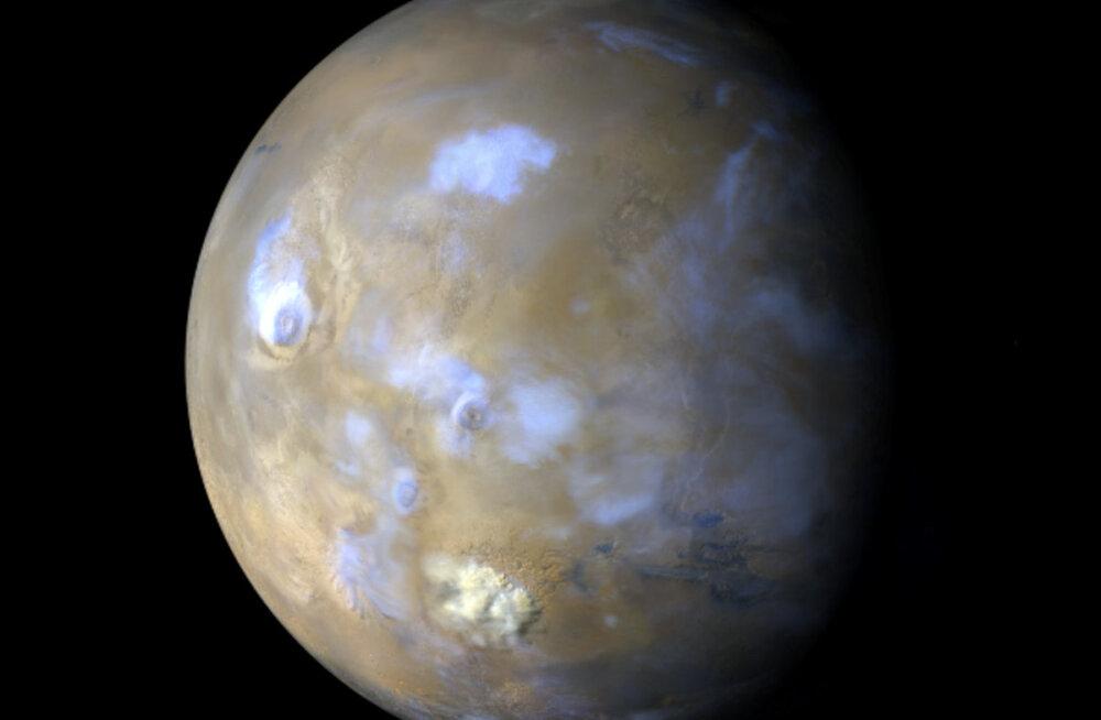 Teadlased hämmingus: metaan on Marsilt kadunud