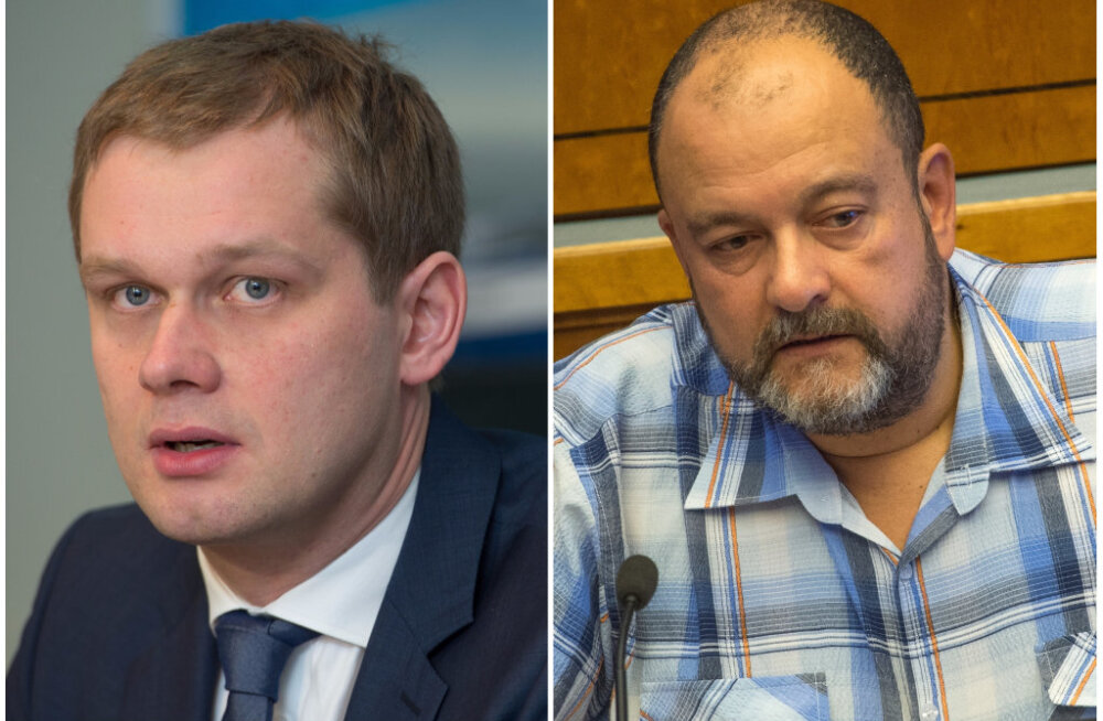 Miks võõrustab Euroopa külalisi asejuht Holsmer, mitte rahanduskomisjoni esimees Stalnuhhin?