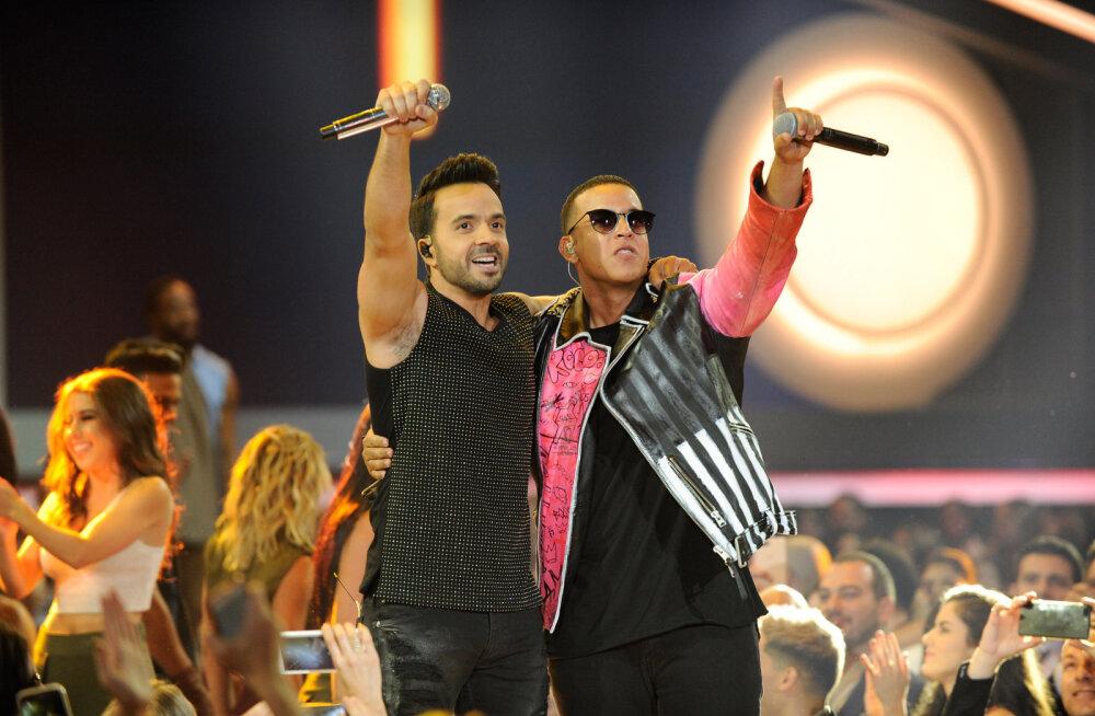 """Daddy Yankee aitas looga """"Despacito"""" Puerto Rico majanduse kasvuteele ning temast sai Spotify enim jälgitud artist"""