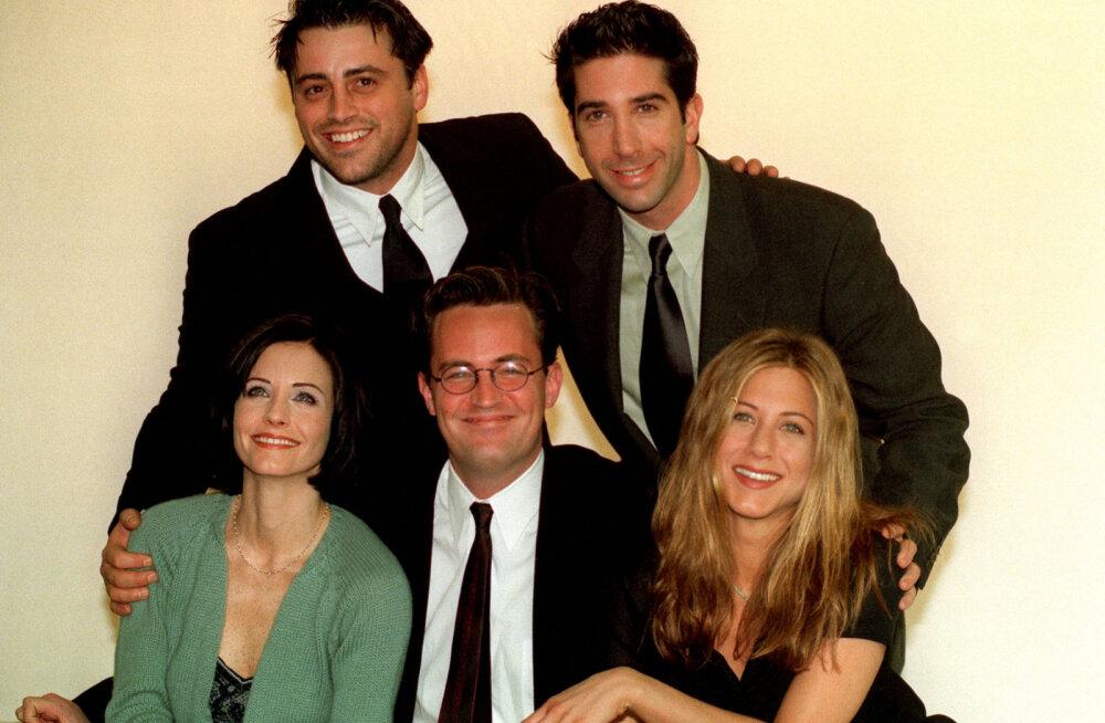 """Kas tõesti tulemas? Jennifer Aniston """"Sõprade"""" naasmisest: kõik võib juhtuda"""