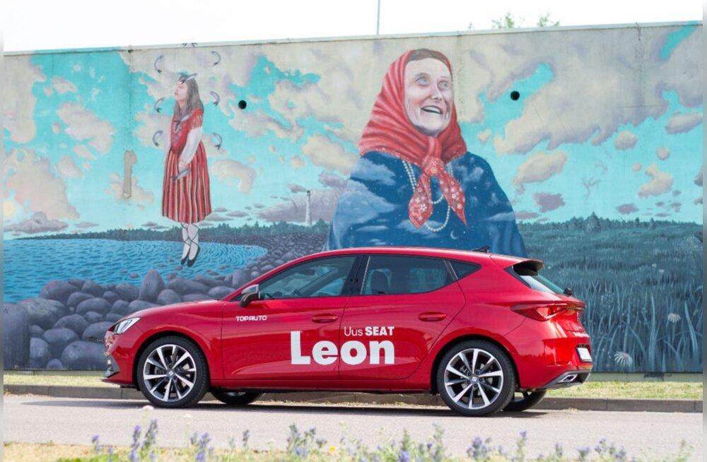 VIDEO | Seat Leon: kas lõpuks valmis suurema venna VW Golfi varjust välja astuma?