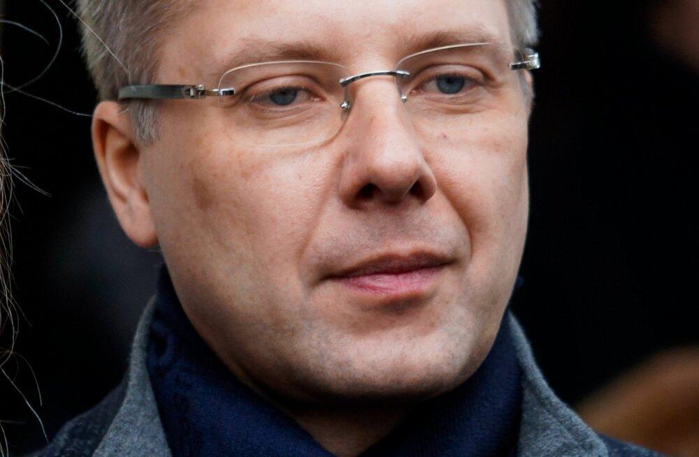 Ушаков идет в Европарламент: если его выберут, уйдет с поста мэра Риги