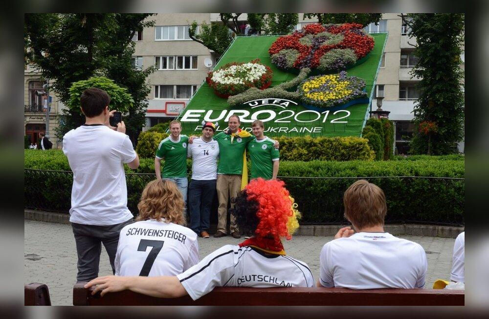 Lvivi linnapea pahandas UEFA peale venekeelse jalgpalliülekande pärast